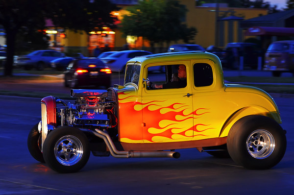 Forest Lane Cruise - Oct-14