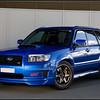 Subaru Forester STi Rota Grid IK-F 18x8.5