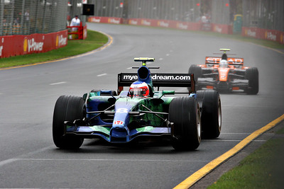 GP 2007 - Friday
