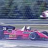 Rene Arnoux, Ferrari, 1984 Canadian Grand Prix