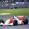 Mikka Hakkinen, McClaren-Peugeot, 1994 Canadian Grand Prix