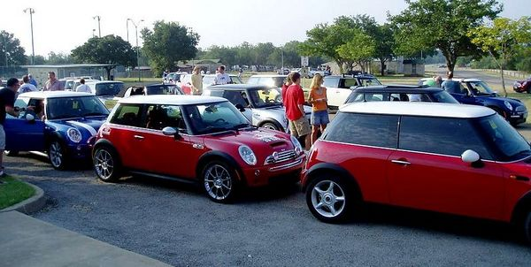 Fredericksburg Mini Rally