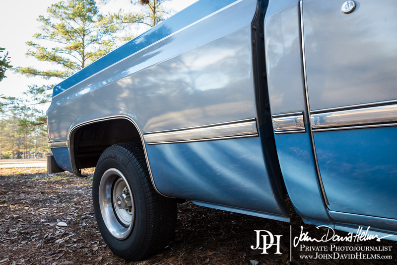 Gary Traywick's 1984 Chevrolet Silverado, 2wd, 98k original miles.