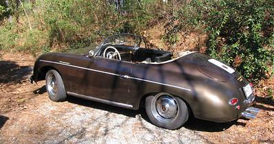 Ernie's 1957 Speedster