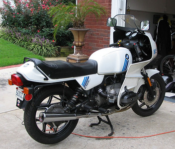 Mark's R100RS BMW
