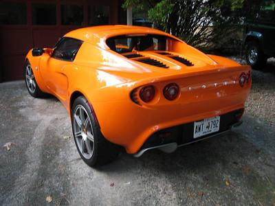 Tyrone's Lotus Elise