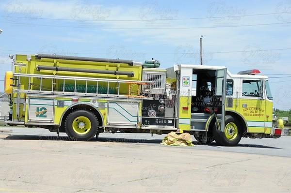 Lovettsville Fire Truck