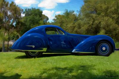 AeroDyne Jaguar, 1956