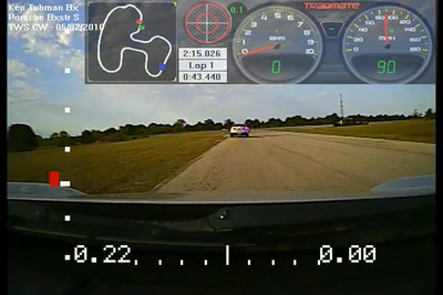 A few laps clockwise at TWS in a 2000 Boxster S.