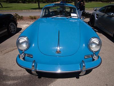 3rd: Ross J - 1964 Porsche 356C