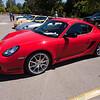 1st: Michael V - 2012 Porsche Cayman R
