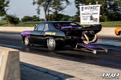 Nitrous Street Car Brawl - 8/19/17