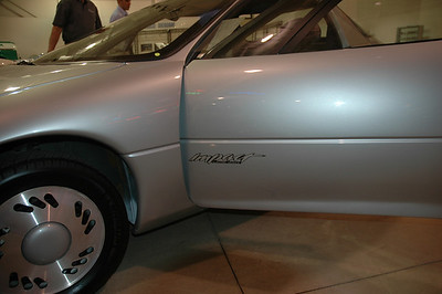 GM Heritage Center GM IMPACT EV1