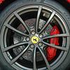 Rear brakes, Carbon Ceramics disc's.