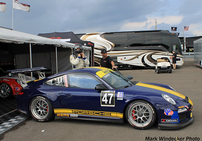 Wright Motorsport, John Baker