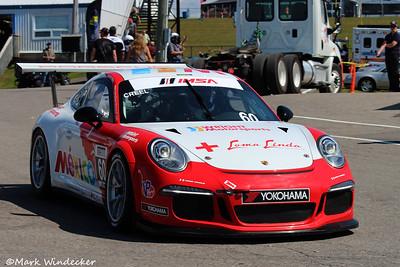 Wright Motorsports, Santiago Creel