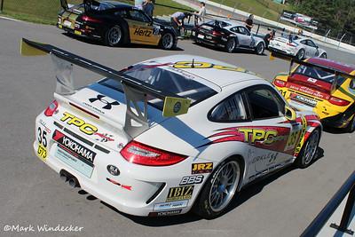 TPC Racing, Michael Levitas