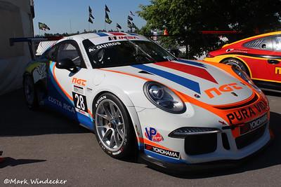 NGT Motorsport, Amadeo Quiros