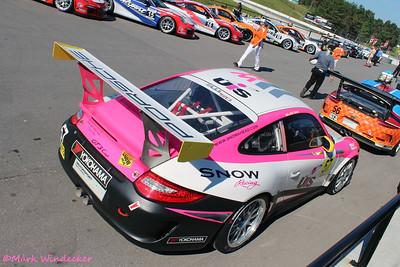 Wright Motorsports, Melanie Snow