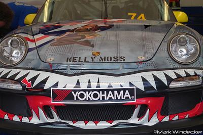 Kelly-Moss Porsche of Bucks City