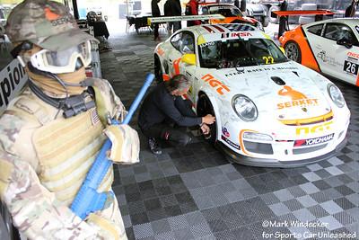 Mark Llano NGT Motorsports
