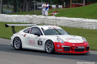 1st GT3P Elliott Skeer
