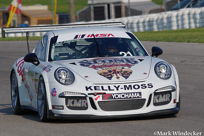 3rd GT3P Jesse Lazare