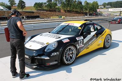 Eduardo de Leon JDX Racing