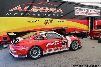 Daniel Morad Porsche Centre Oakville / Alegra Motorsports