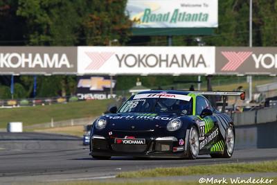 2nd  GT3P Zacharie Robichon