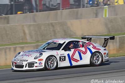 1st GT3P Jesse Lazare