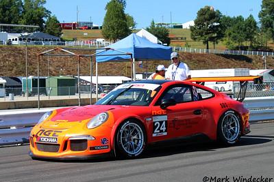 Joe Catania NGT Motorsport