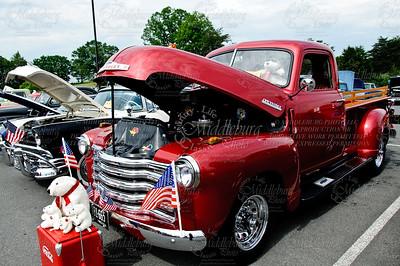 Gainesboro 3rd Annual Car Show