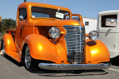 Kathy's 1938 Chevy Pick-Up