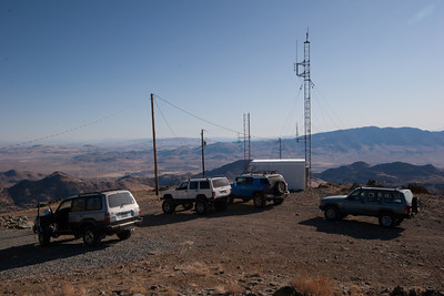 The Jeep to Toyota ratio has gotten alarmingly high in this Landcruiser club...