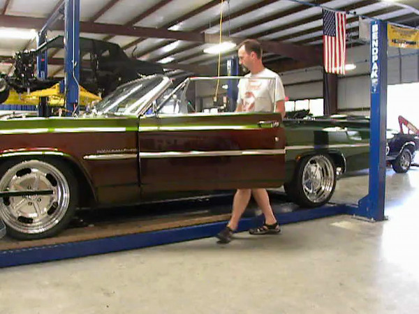 Ralph's wife 1963 Oldsmobile Dynamic 88 Convertible