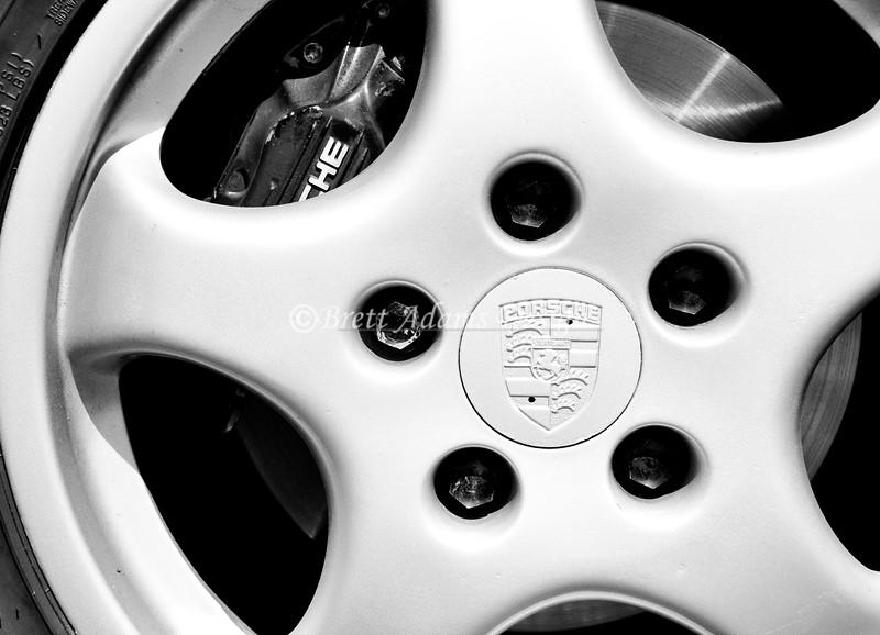 Porsche 964 C2 Wheel