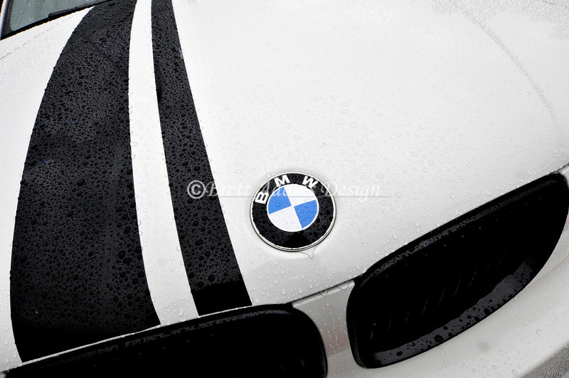 BMW F30 135i Sport close up