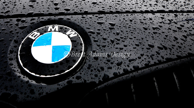 BMW F30 335i Sport close up