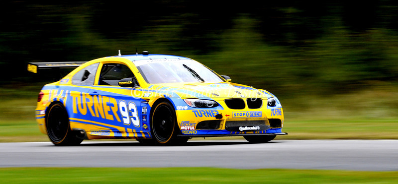 Turner Motorsports E92 M3 at Lime Rock Rolex<br /> Drivers:<br /> Marsal, M<br /> Turner, W