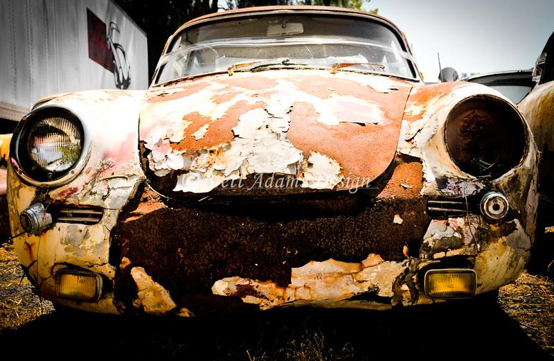 Porsche 356 Awaiting Restoration - Unobtainium Inc, Ravena, NY