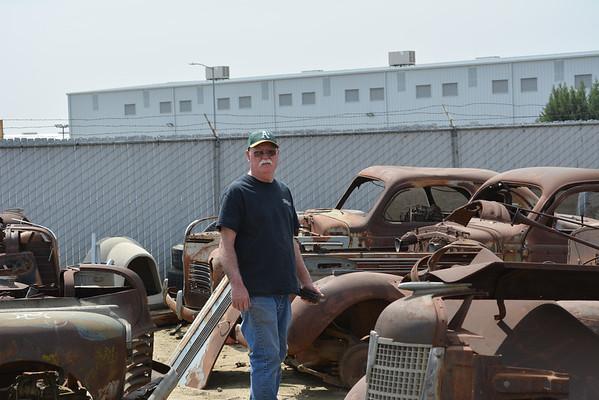 Globe Auto Wreaking Yard Fulton