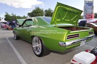 Cars LarryMayo - Good guys car show nashville