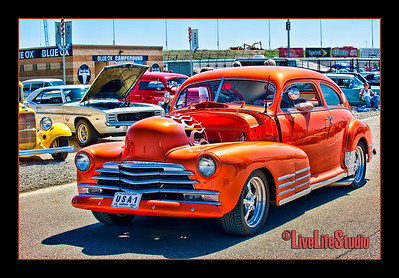 Goodguys Custom Car Show 2010 @ Kansas Speedway