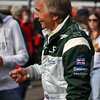 Derek Bell, 6 times winner of Le Mans