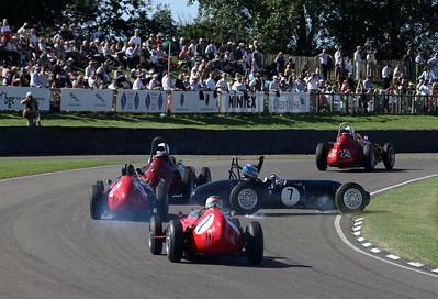 Goodwood Revival, United Kingdom, September 2016