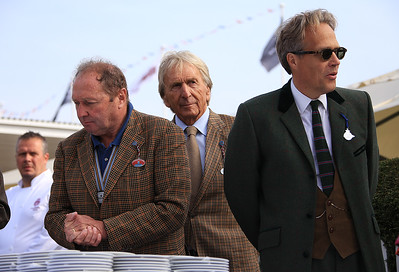 Jochen Mass, Derek Bell and the Boss, Lord March!