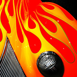Annual Downtown Car Show ~ Grass Valley ~ April 26, 2014