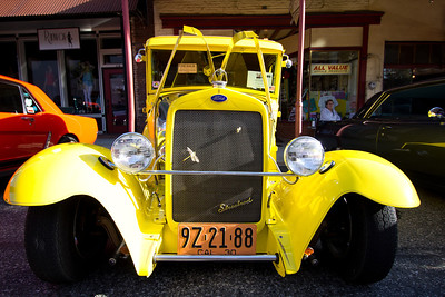 Grass Valley Car Show 2013 042