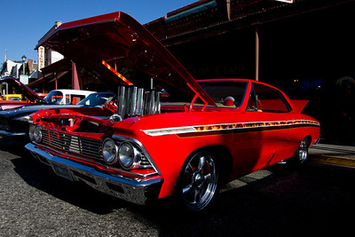 Grass Valley Car Show 2013 030